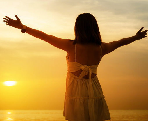 Spirituel Zencoaching énergie  coucher de soleil