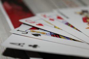Jeux de cartes classique cartomancie